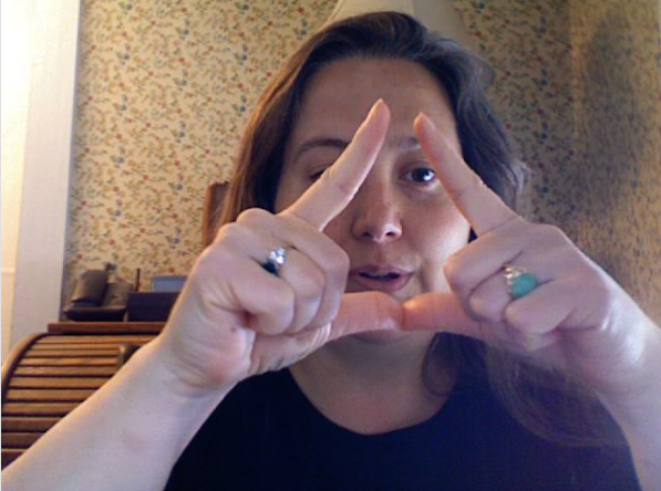 Empath Protection Tip #1: Hand Mudra and Visualization